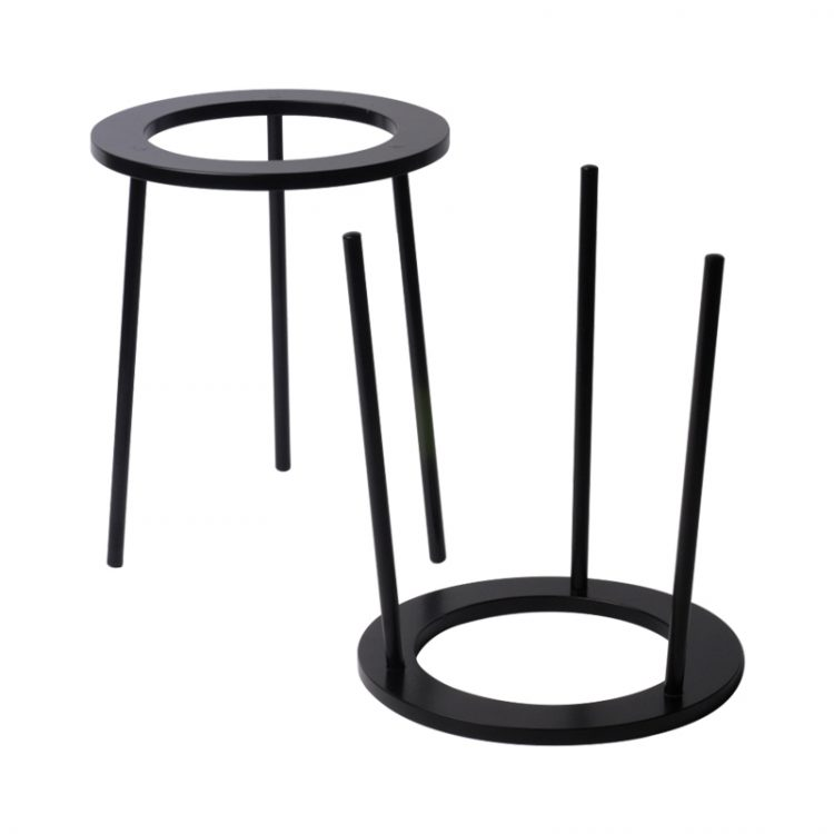 Cast Iron Tripod Stand (Pack of 2) - 10610-001 product image