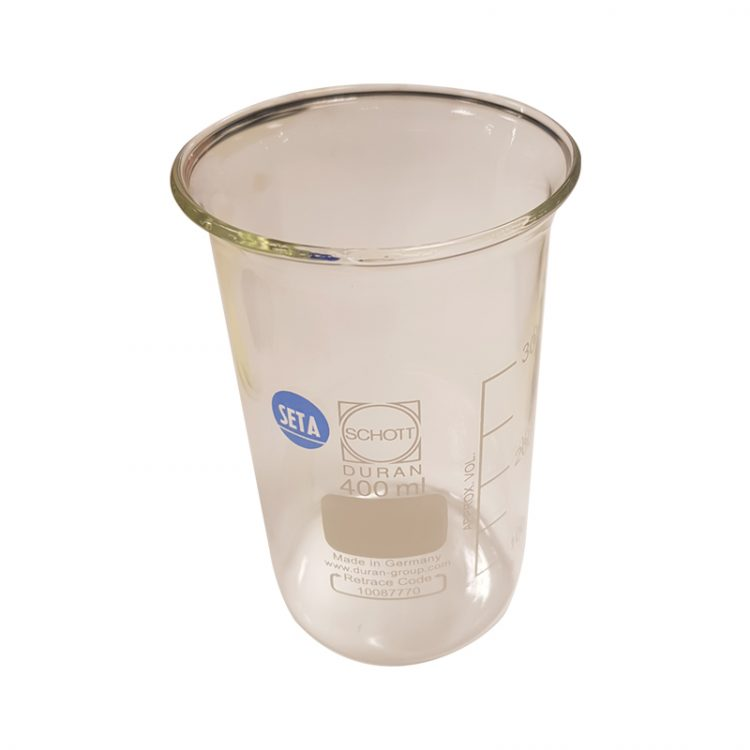 Berzelius Beaker 400 ml (Pack of 10) - 11200-005 product image
