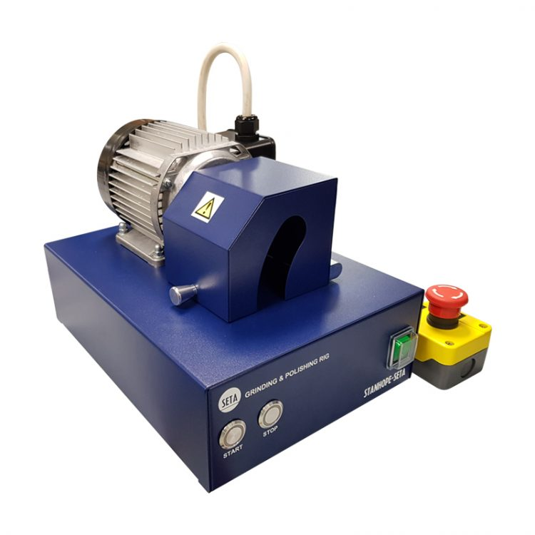 Grinding and Polishing Rig - 11275-4 product image