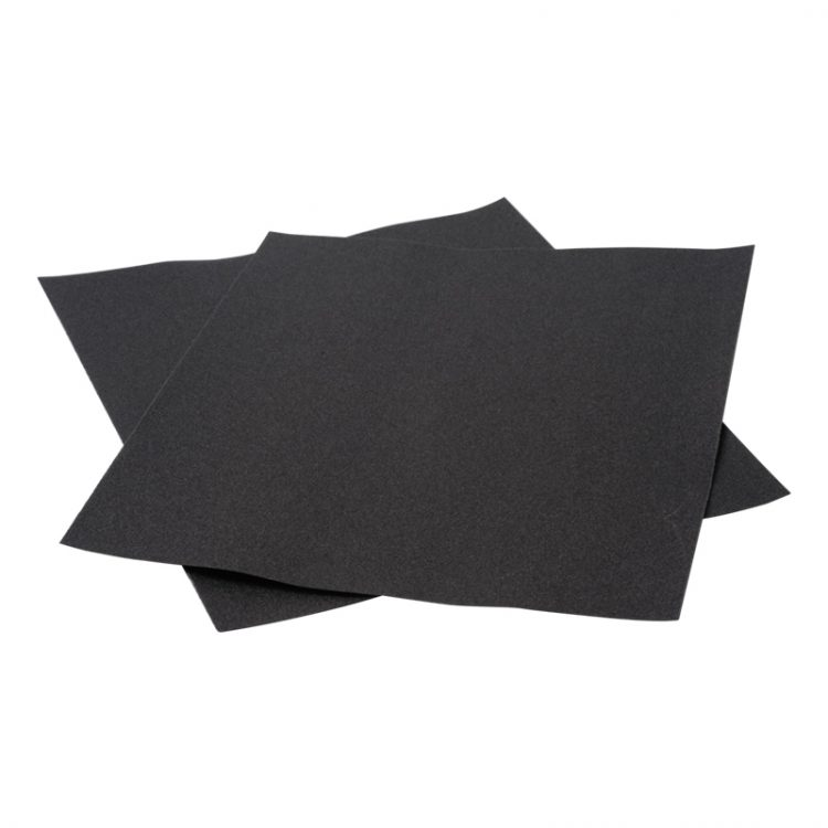 Silicon Carbide Paper, 65 micron,  P240 FEPA Grade (Pack of 50) - 11460-0 product image