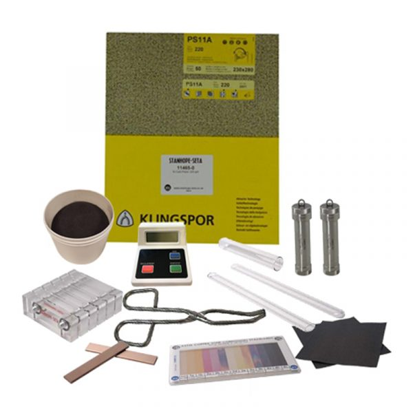 533: Copper Corrosion Kit for Gasoline and Jet Fuel