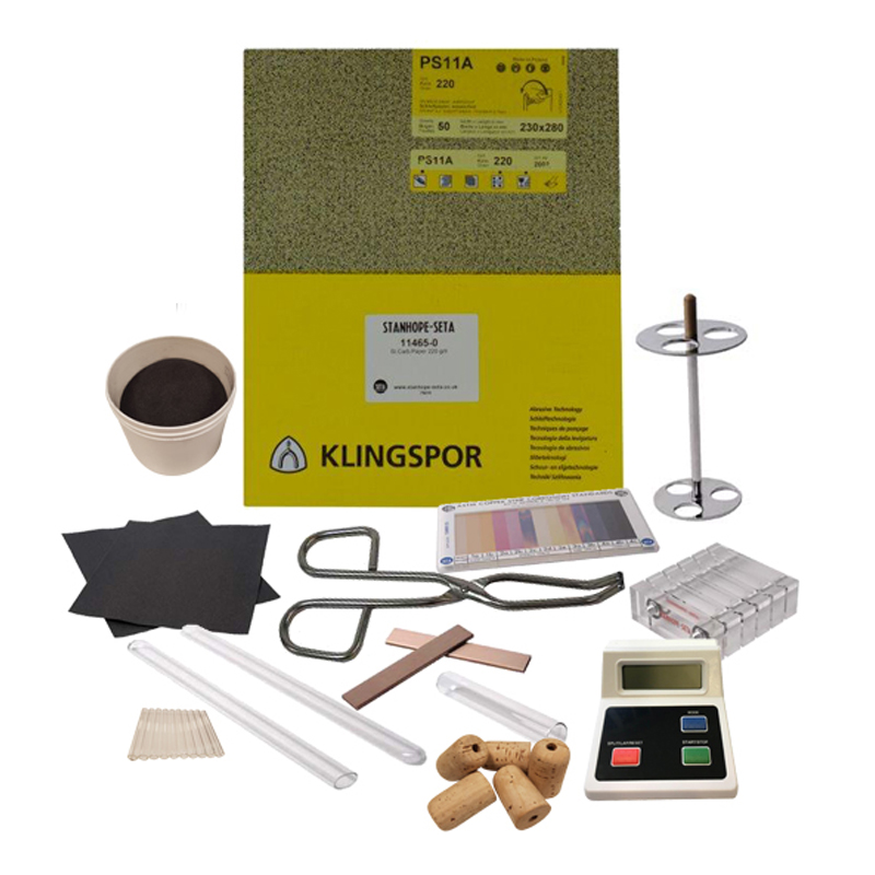 Copper Corrosion Kit for Diesel, Fuel Oil and Lubricants - 11518-0 product image