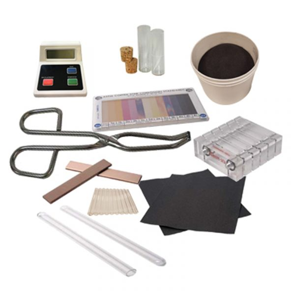 1336: Copper Corrosion Kit for Grease