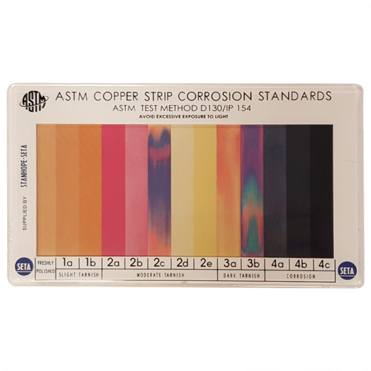 ASTM Copper Strip Corrosion Standard - 11580-0 product image