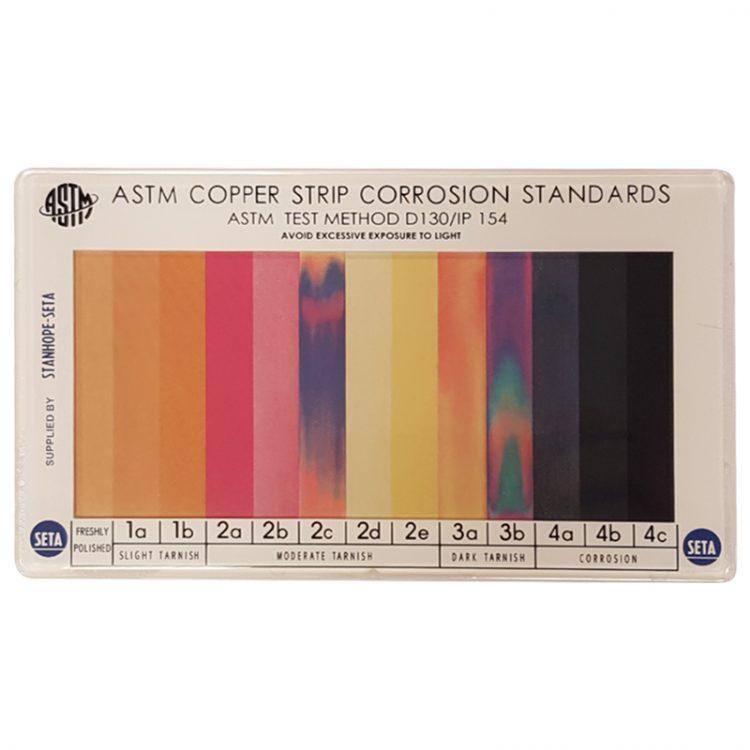 ASTM Copper Strip Corrosion Standard - 11580-0'