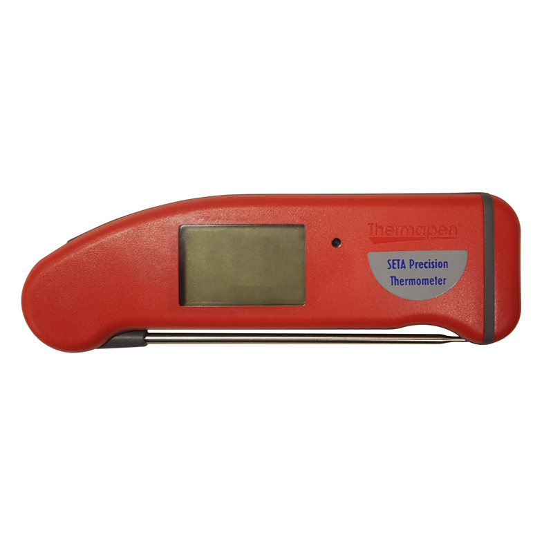 Thermometer Digital: Folding Probe -50 to 300 °C - 11867-2 product image