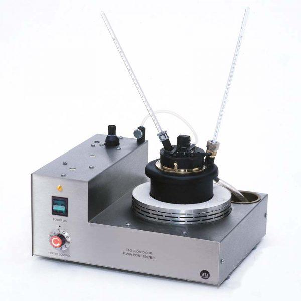 3027: Seta Semi-Automatic Tag Flash Point Tester