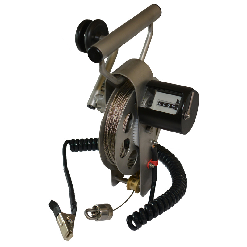 Winder with Depth Counter - 14867-0'