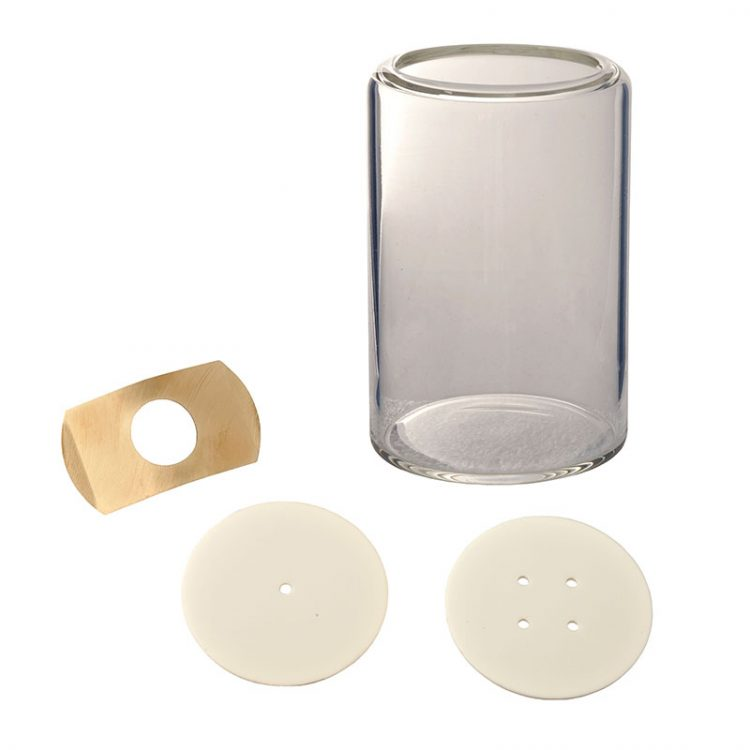 Glass Liner and PTFE Disk - 15220-0 product image