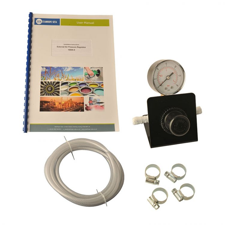 External Air Pressure Regulator - 15845-0 product image