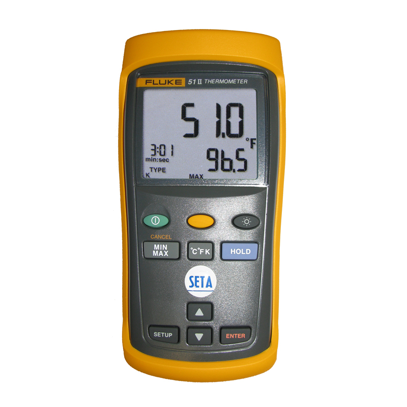 Thermometer: Electronic and Thermocouples - 15865-0'