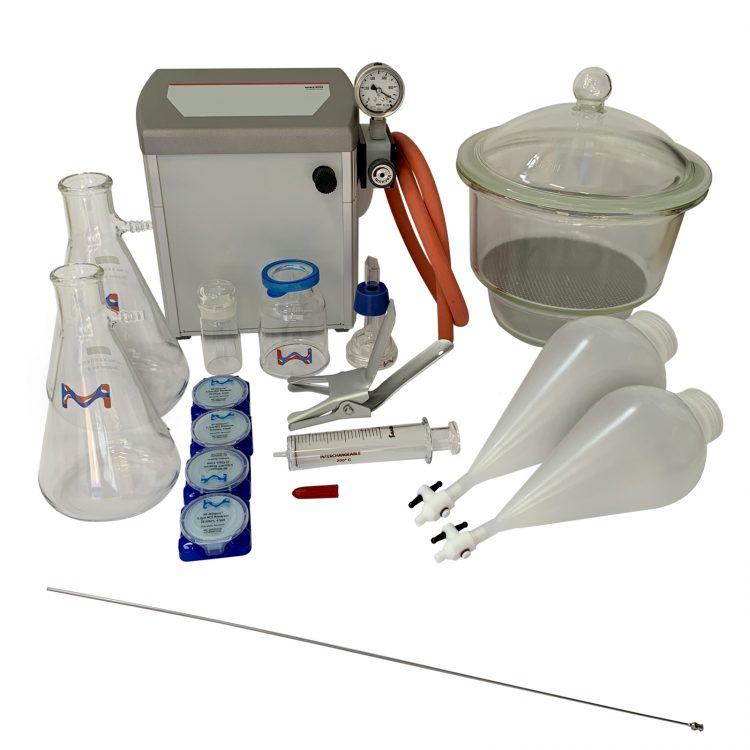 Filtration & Accessory Kit (ASTM D4310) - 16915-0'