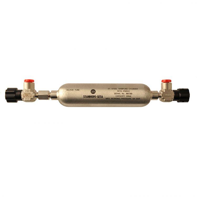 Seta Double Valve Sampling Cylinder 300 ml - 21920-0 product image