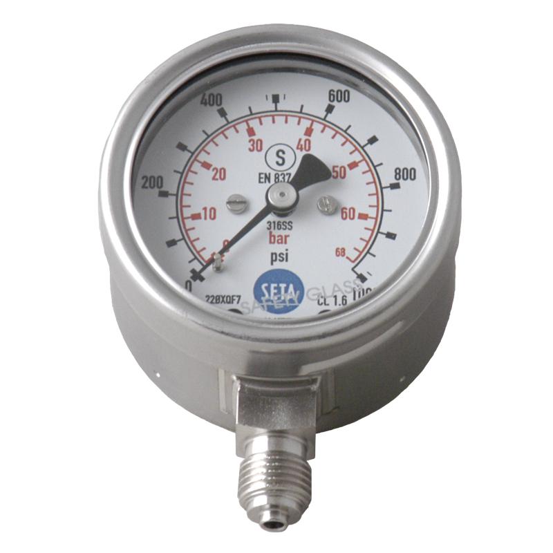 Pressure Gauge 0-70 bar - 22123-0'