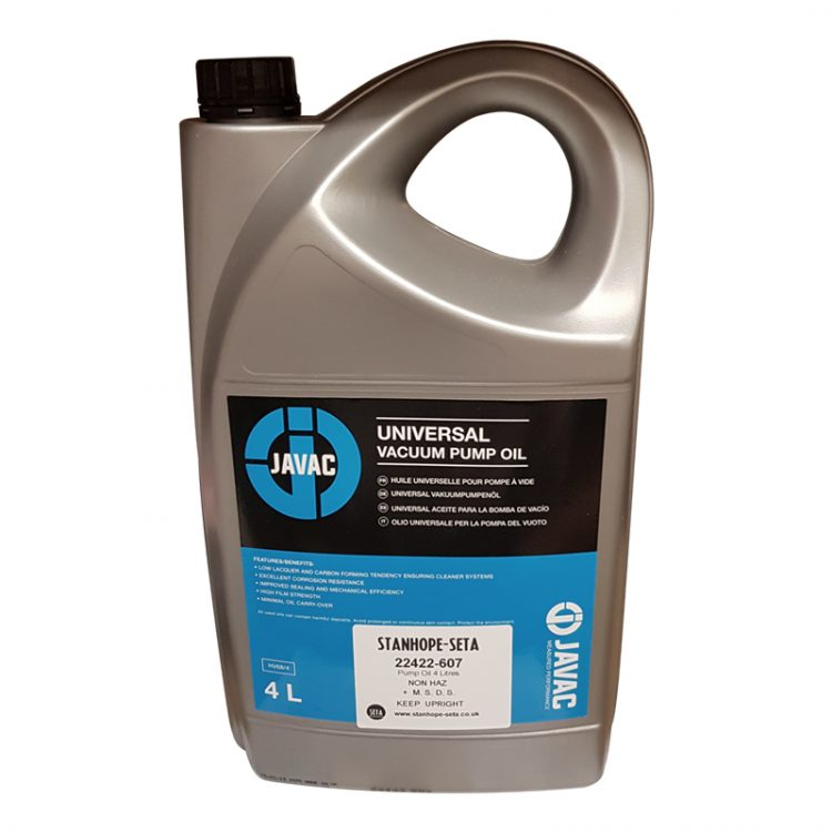 Pump Oil 4 Litres - 22422-607 product image