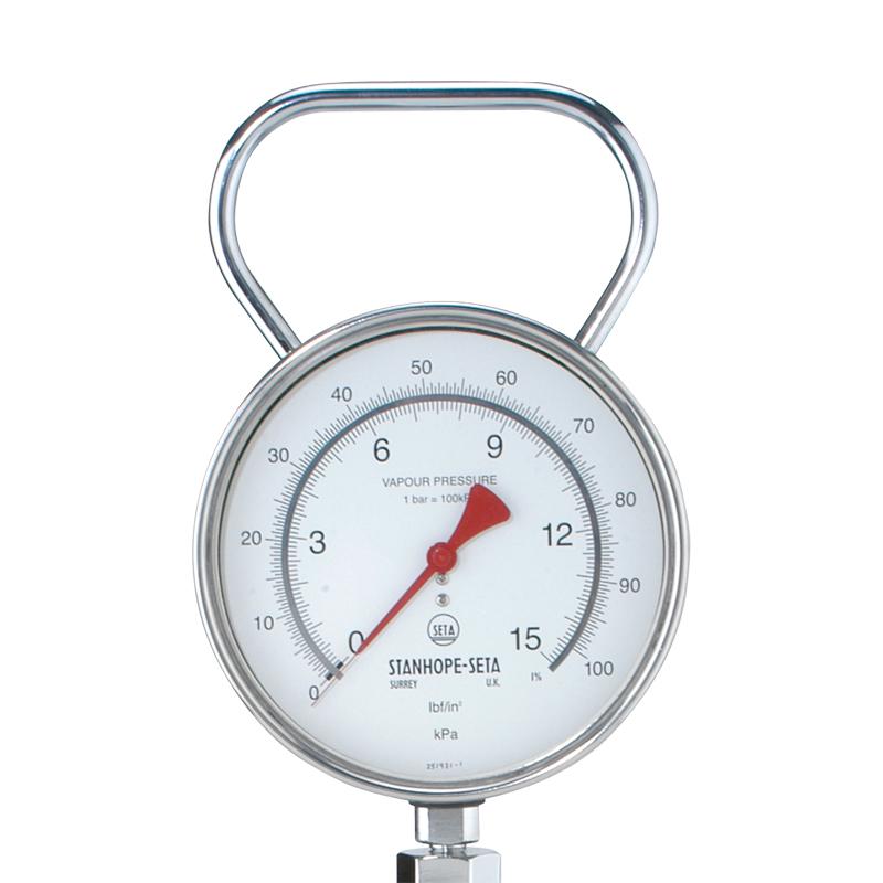 Reid Vapour Pressure Gauge 0 to 100 kPa - 22510-0 product image