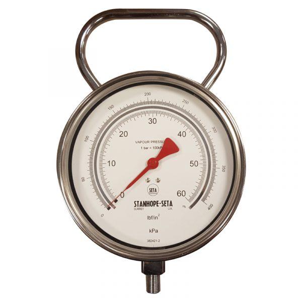 299: Reid Vapour Pressure Gauge 0 to 400 kPa