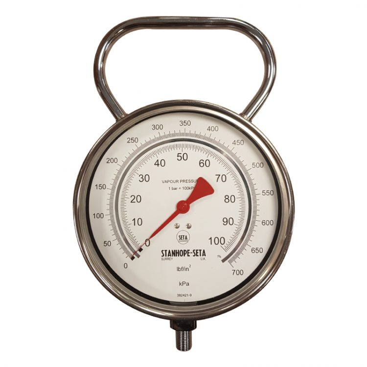 Vapour Pressure Gauge 0 to 700 kPa - 22550-0 product image