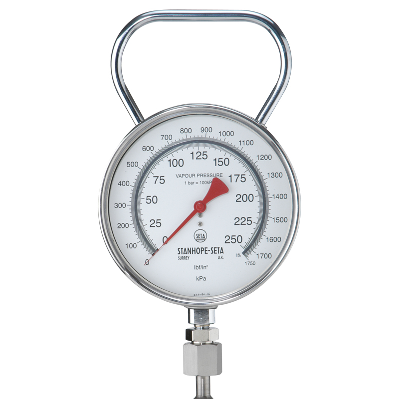 Vapour Pressure Gauge 0 to 1750 kPa - 22560-0 product image