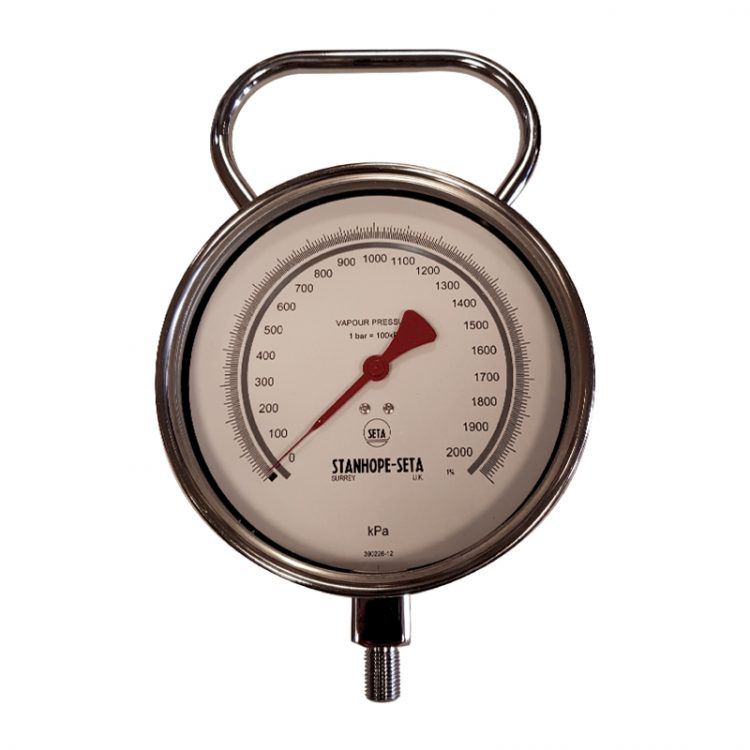 Vapour Pressure Gauge 0 to 2000 kPa - 22580-2 product image