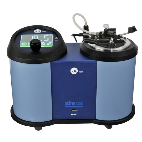 1395: Setaflash Series 3 ActiveCool Flash Point Tester - Corrosion Resistant Cup
