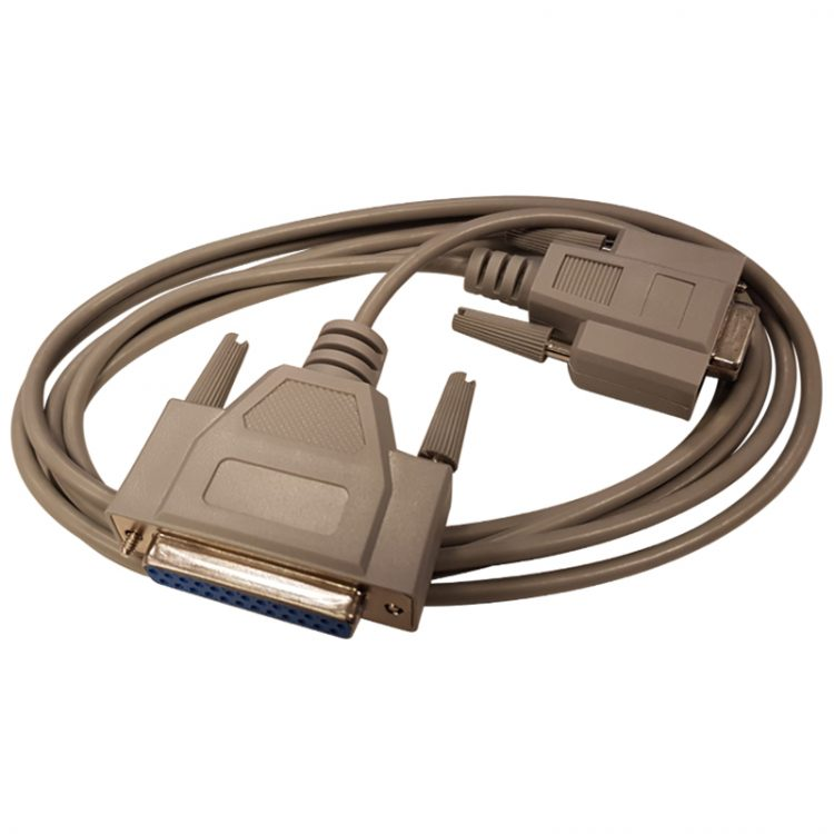RS232 Cable (to connect instrument to PC) - 34003-0 product image