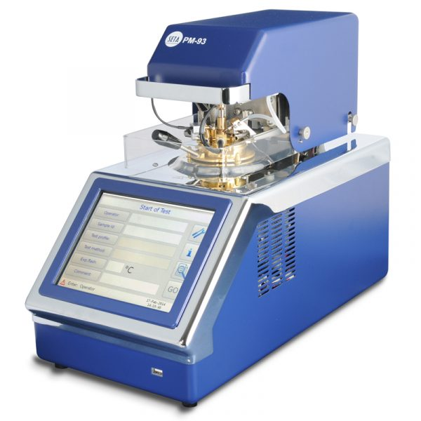 523: PM-93 Pensky-Martens Flash Point Tester