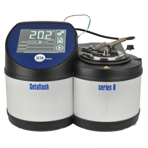 9462: Setaflash Series 8 Closed Cup Flash Point Tester - High Temperature