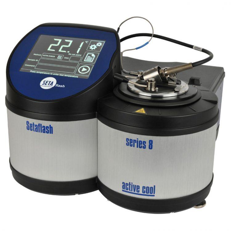 Setaflash Series 8 ActiveCool Flash Point Tester - 82100-2 product image