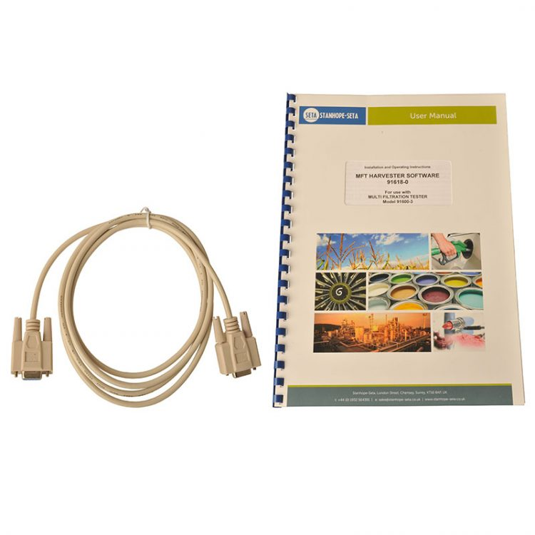 MFT Harvester Software & Cable - 91618-0 product image