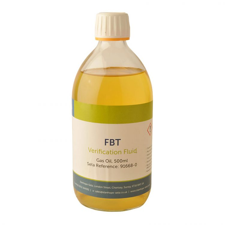 Filter Blocking Tendency (FBT) Verification Fluid - 91668-0 product image
