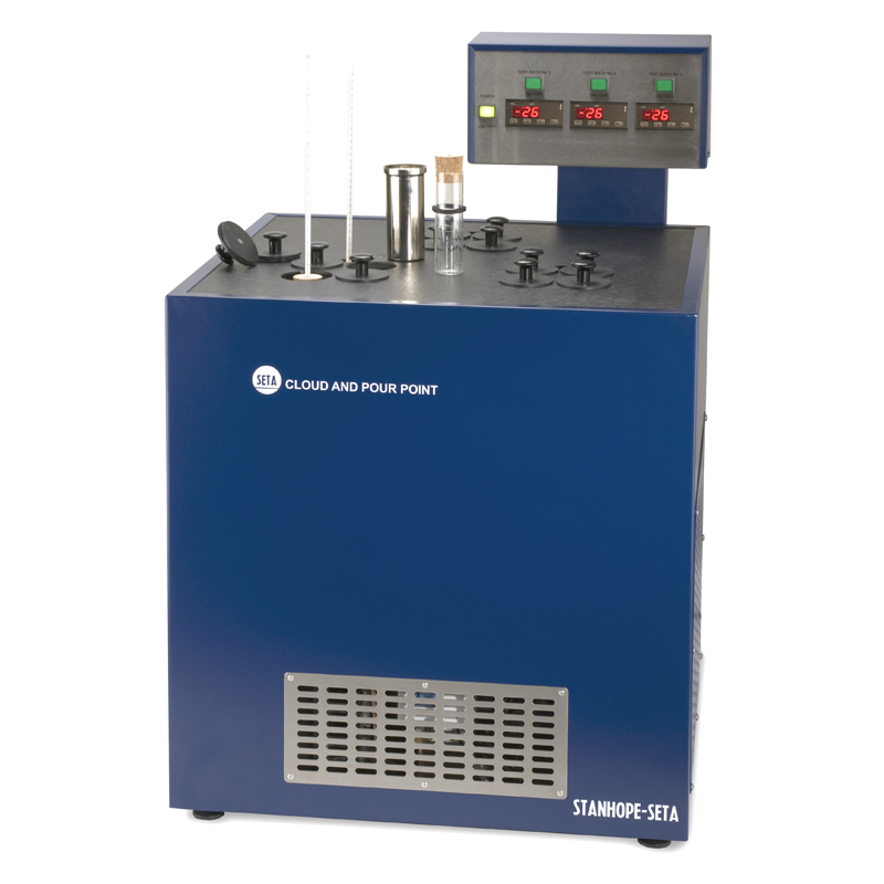 Seta Compact Cloud and Pour Point Cryostat - 94100-3'