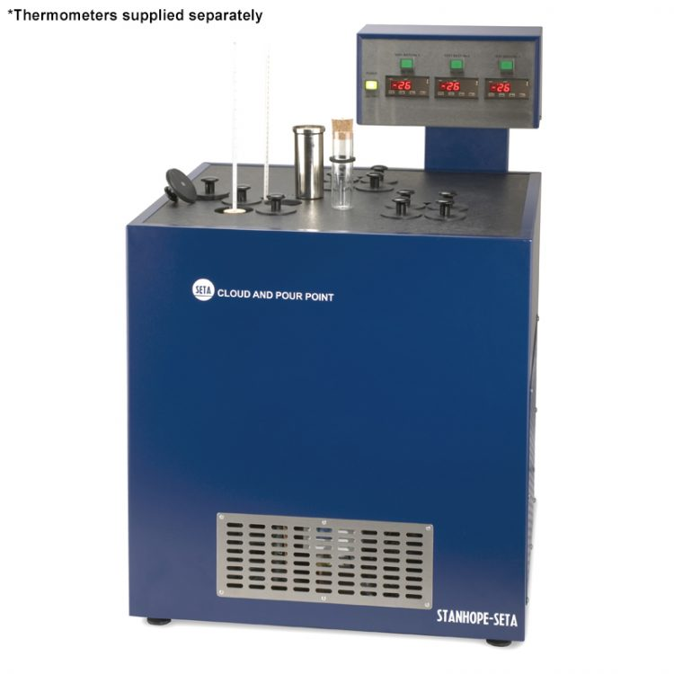Seta Compact Cloud and Pour Point Cryostat - 94100-4 product image
