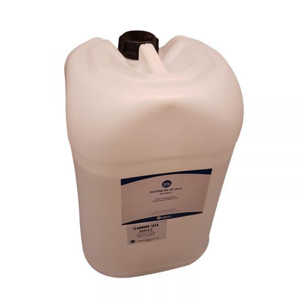 2728: Silicone Bath Oil 120 - 150 °C (20 litres)