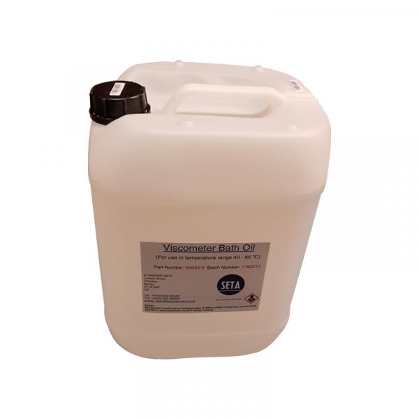 283: Bath Oil 40 - 85 °C (20 litres)