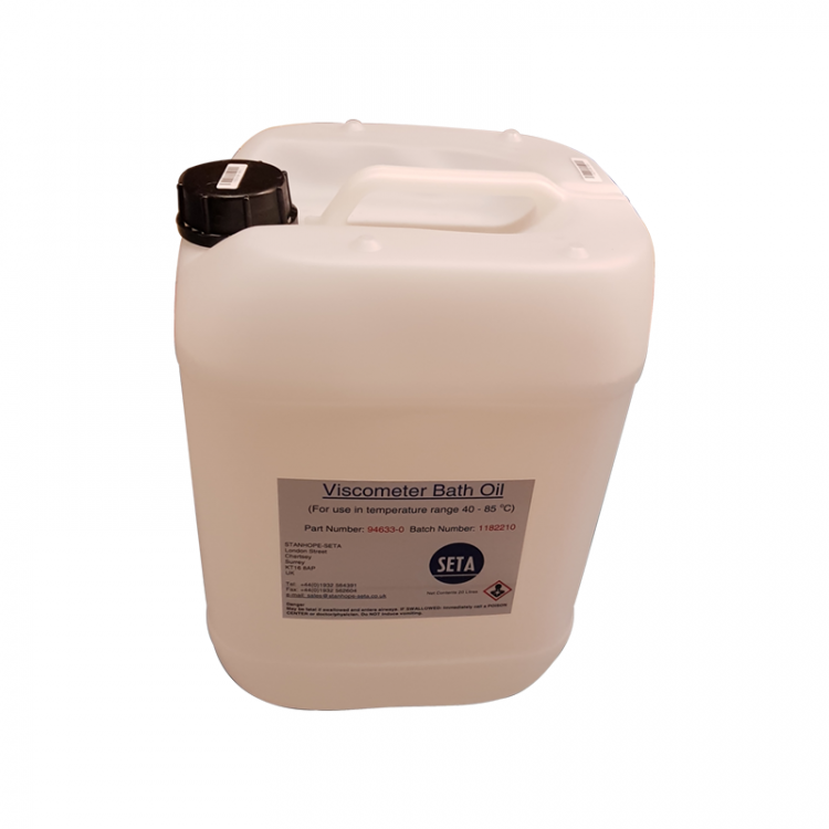 Bath Oil 40 – 85 °C (20 litres) - 94633-0 product image