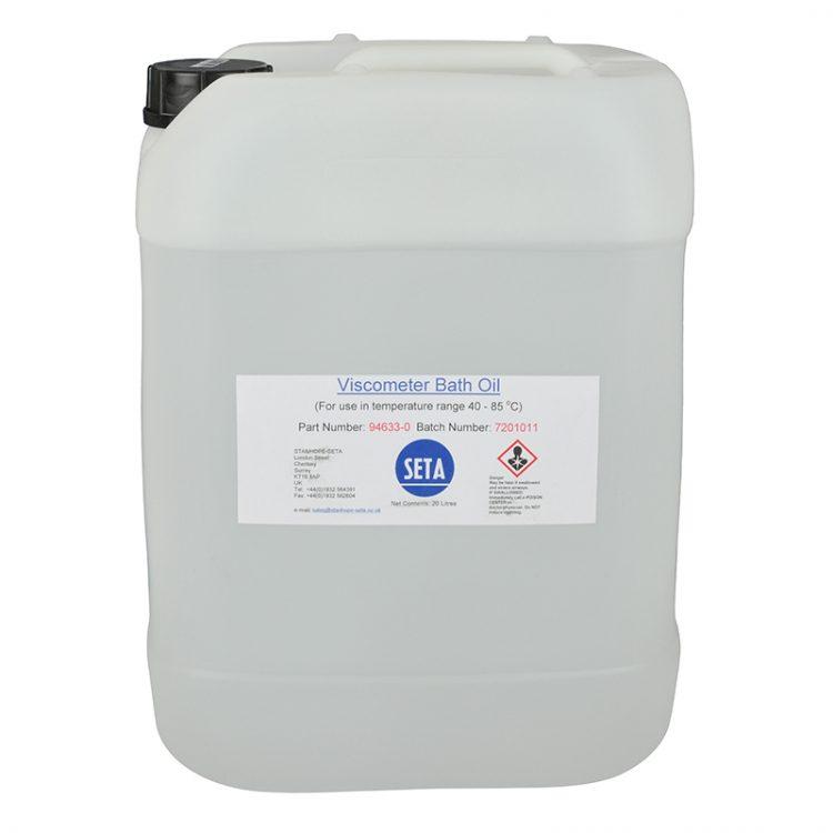 Viscometer Bath Oil 40 – 85 °C (20 litres) - 94633-0 product image