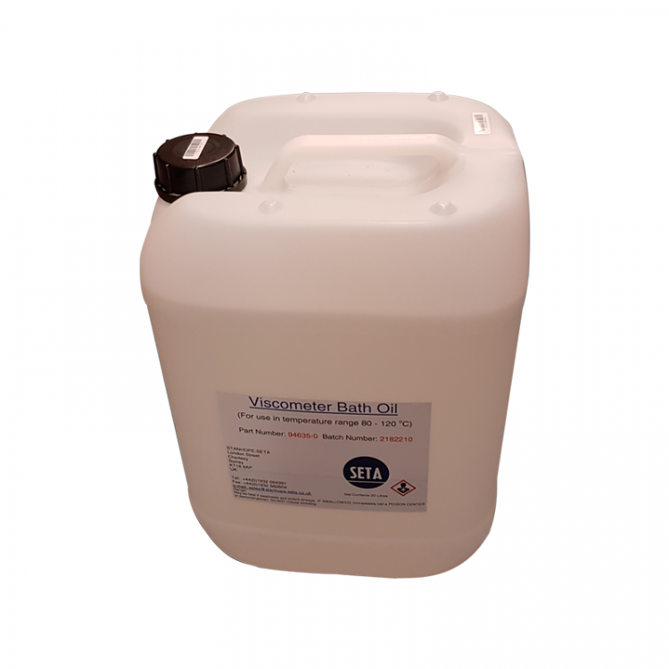 Bath Oil 80 – 120 °C (20 litres) - 94635-0 product image