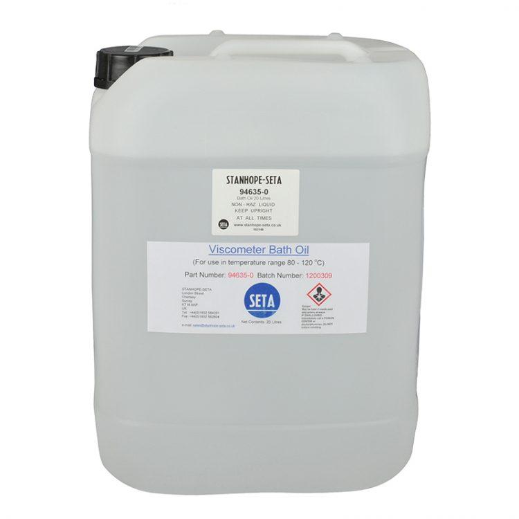 Viscometer Bath Oil 80 – 120 °C (20 litres) - 94635-0 product image