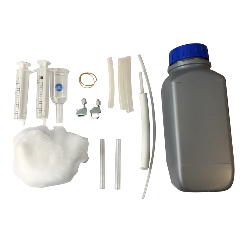 Low Temperature Ubbelohde Viscometer Testing Kit - 94712-0 product image