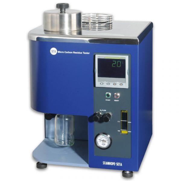528: Micro Carbon Residue Tester