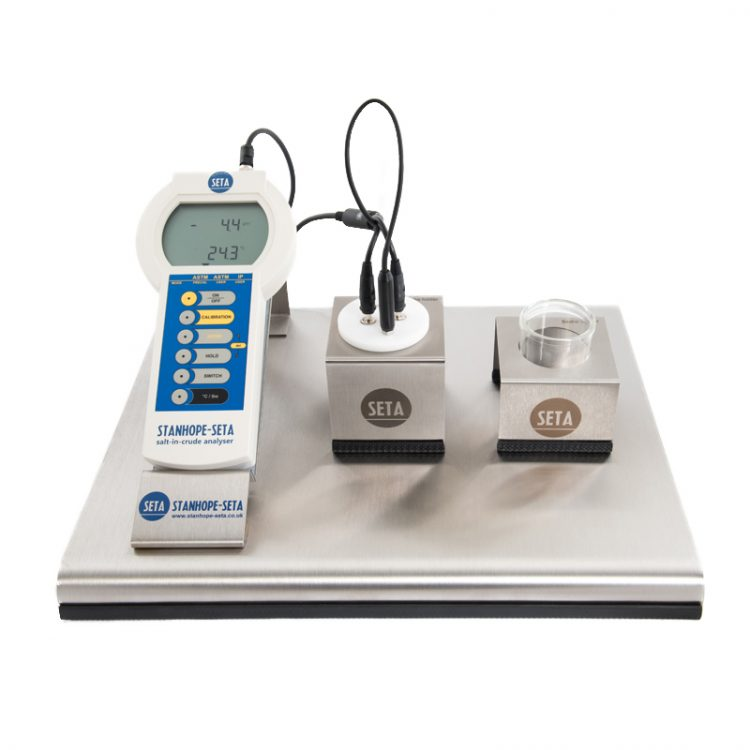 Salt in Crude Analyser - 99700-6 product image