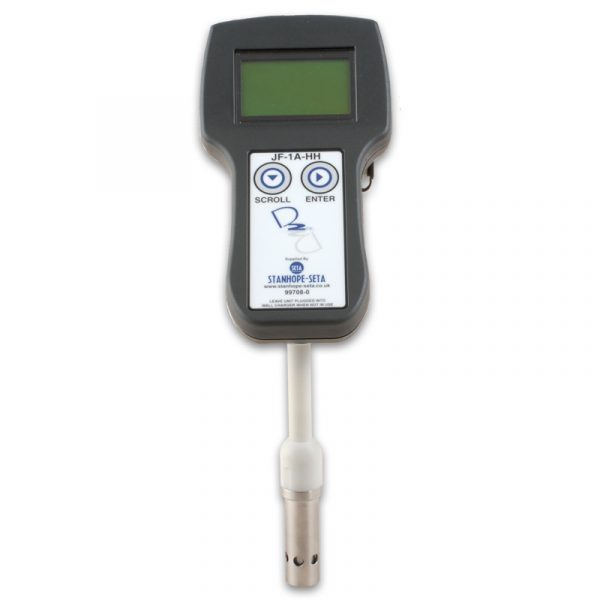 508: Handheld Conductivity Sensor for Oils