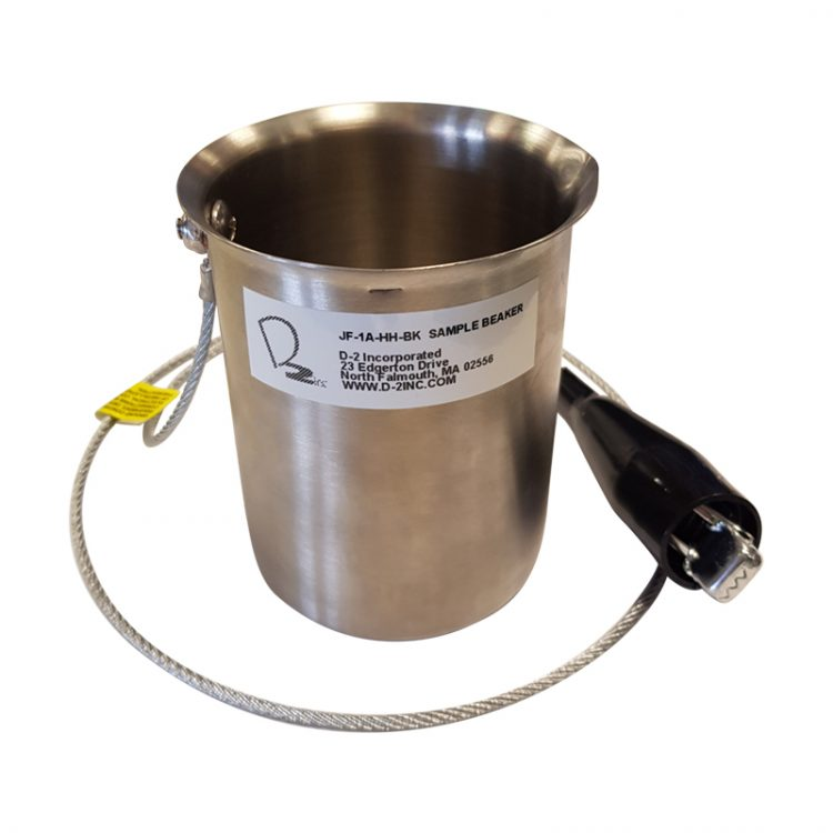 Metal Beaker with Ground Strap - 99708-003 product image