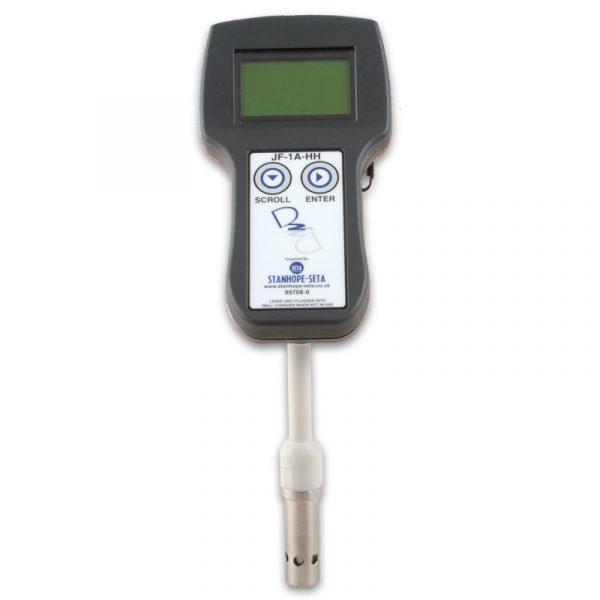 404: Handheld Conductivity Sensor for Jet Fuel (D2 JF-1A-HH model)