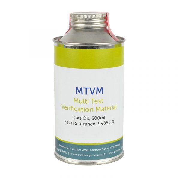 2723: MTVM - Gas Oil 500 ml