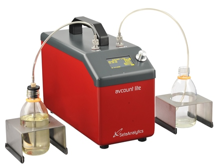AvCount Lite Particle Counter