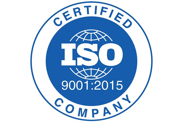 9387: ISO 9001 Quality Management Certification