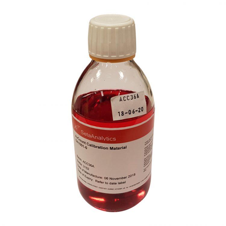 Calibration Material 'a' (250 ml) - SA1001-0 product image