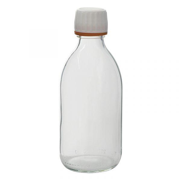 1951: AvCount 250ml Sample Bottle & Caps (pack of 53)